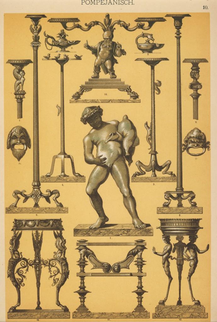 10-Pompejanisch Ornamenschatz Hoffmann verlag
