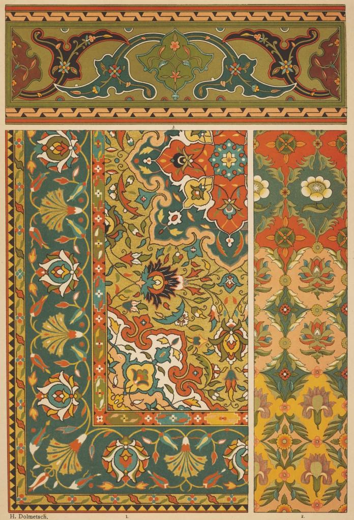 20-Persisch Ornamenschatz Hoffmann verlag
