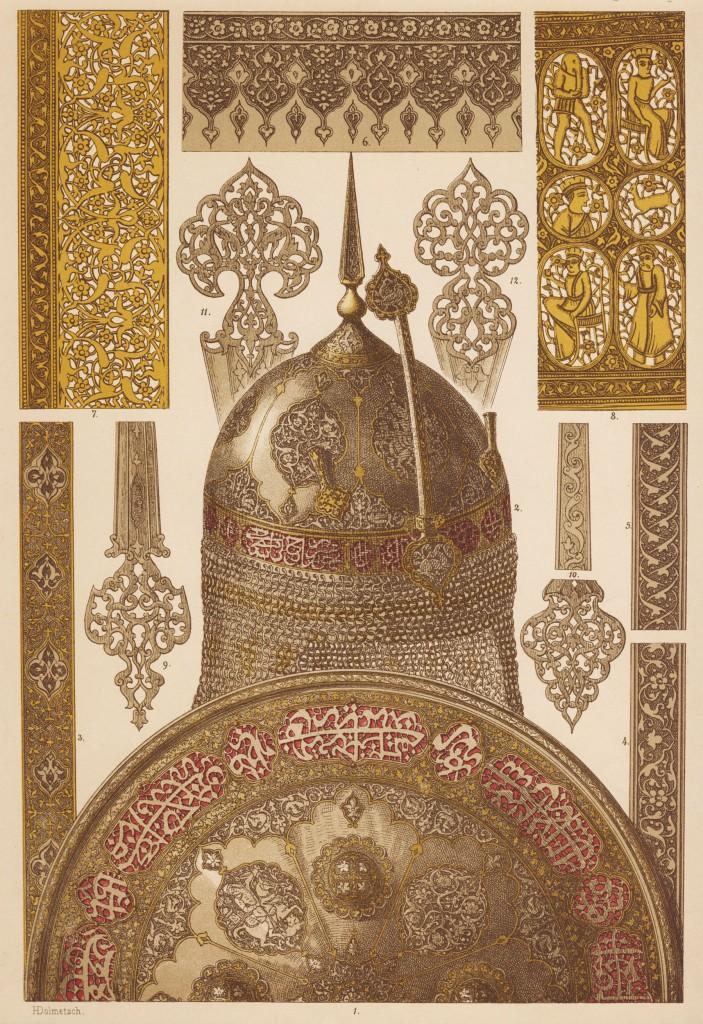 21-Persisch Ornamenschatz Hoffmann verlag