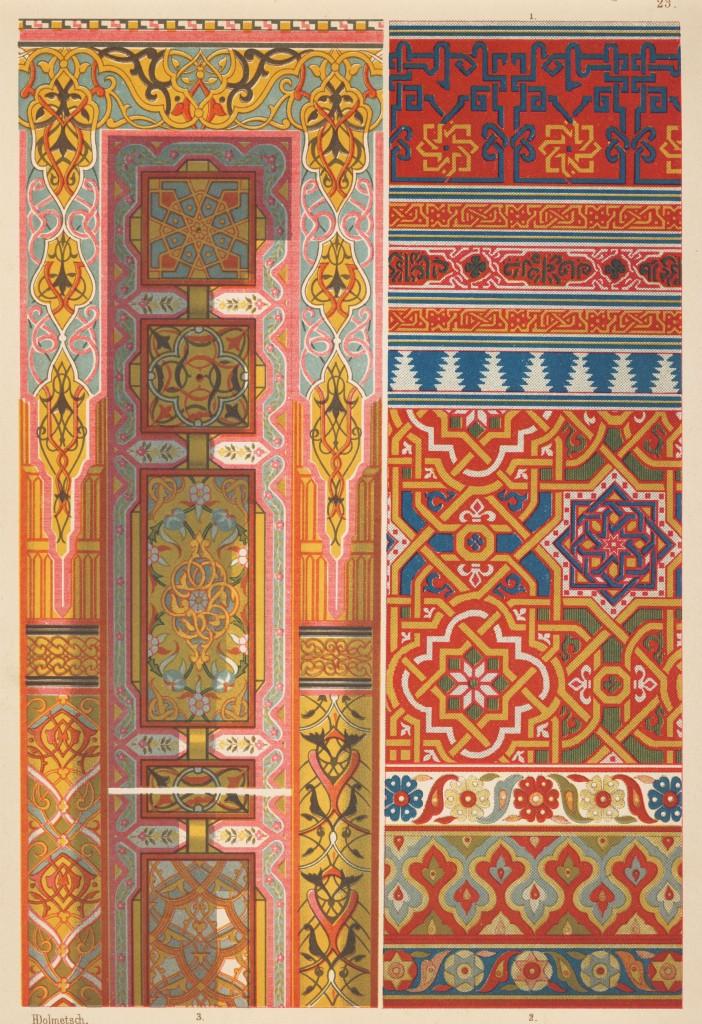 23-Arabisch Ornamenschatz Hoffmann verlag